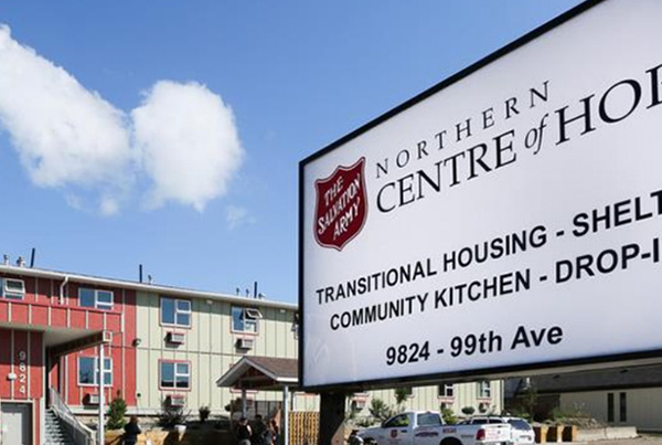 Salvation Army Northern Center of Hope